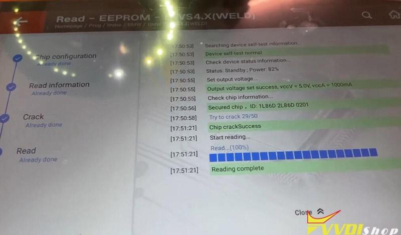 Xhorse Key Tool Plus Bmw Ews4 4