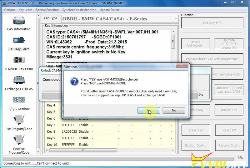 Xhorse Vvdi Bimtool Pro Unlock Bmw Cas4 Cas4+ Via Doip (7)