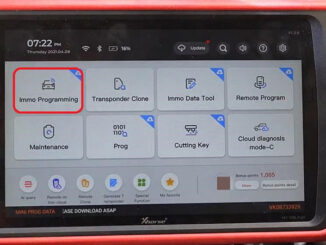 Xhorse Vvdi Key Tool Plus Adds A Key For 2016 Kia Sportage (6)