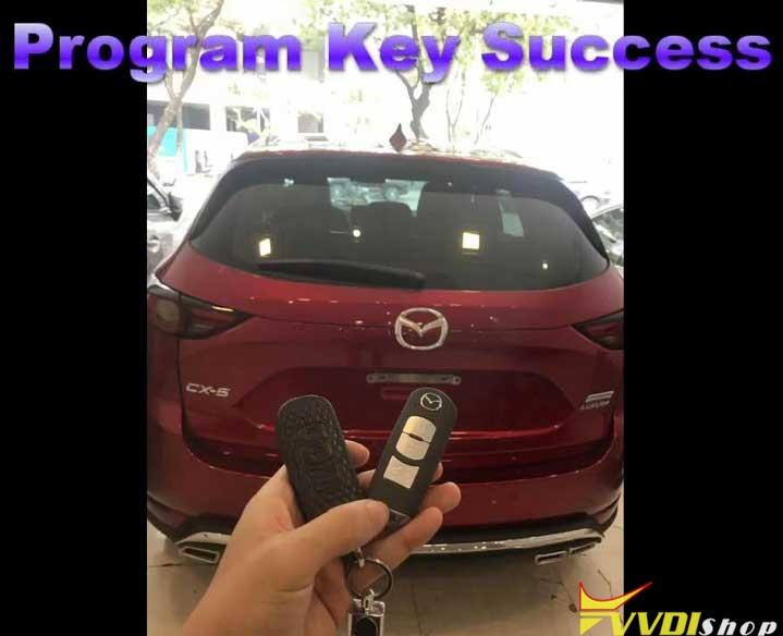 Xhorse Vvdi Key Tool Plus Adds A Key For Mazda Cx5 2020 Success (11)