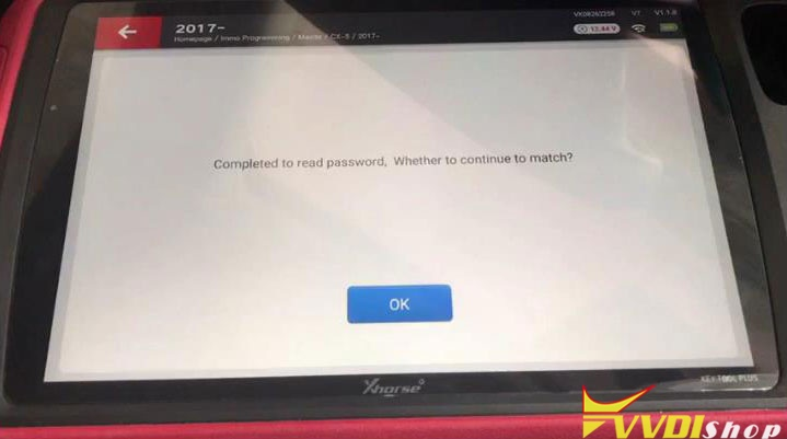 Xhorse Vvdi Key Tool Plus Adds A Key For Mazda Cx5 2020 Success (7)