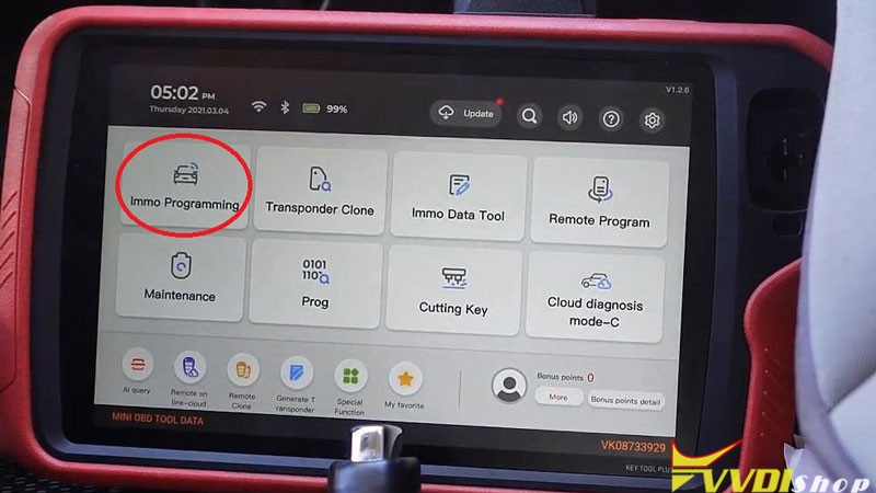 Xhorse Vvdi Key Tool Plus Adds A Key For Skoda Octavia 2017 (2)