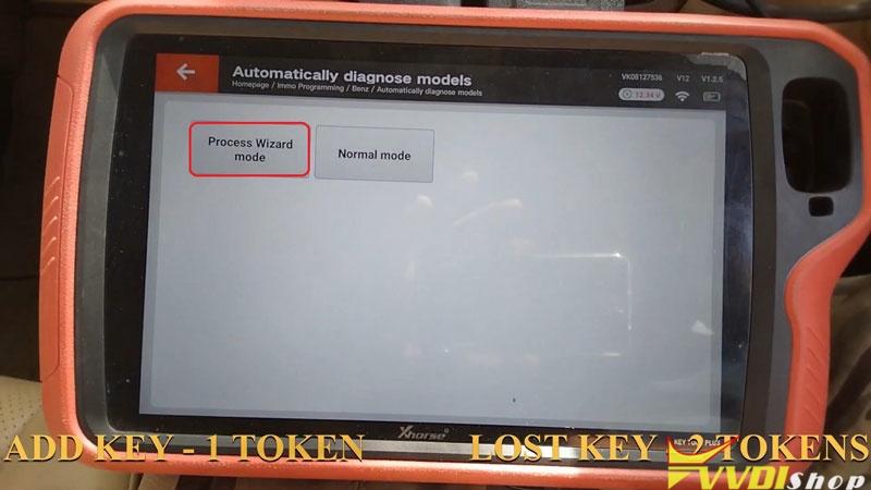 Xhorse Vvdi Key Tool Plus Adds Benz C250 2007 W204 Key By Obd (5)