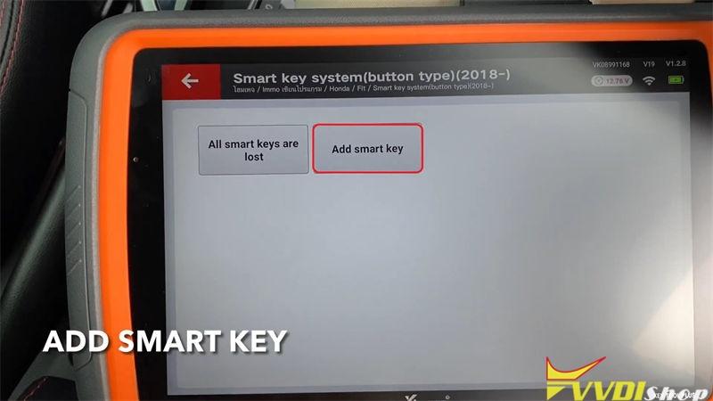 Xhorse Vvdi Key Tool Plus Adds Id47 Key For Honda Jazz Rs 2019 (7)