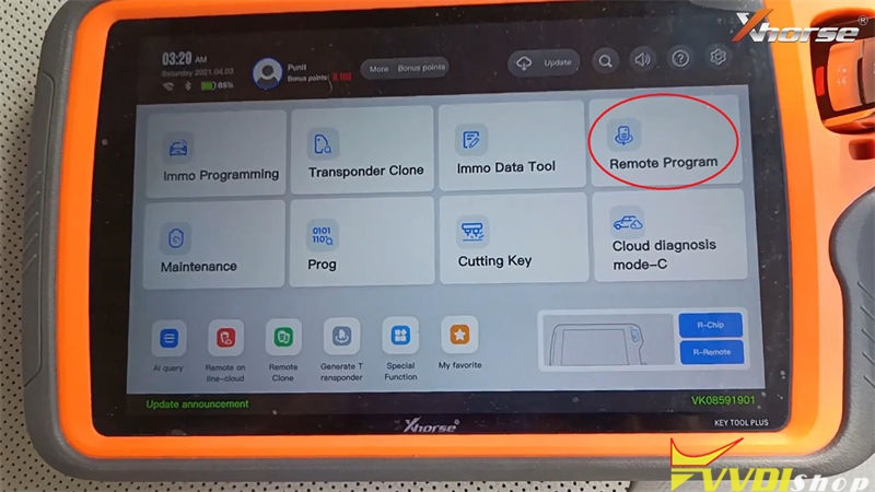 Xhorse Vvdi Key Tool Plus Adds Id4a For Jeep Compass 2017 Success (1)