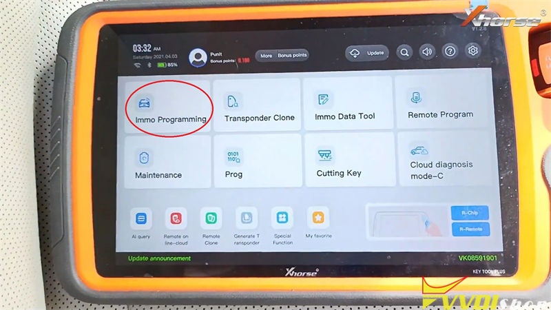 Xhorse Vvdi Key Tool Plus Adds Id4a For Jeep Compass 2017 Success (4)