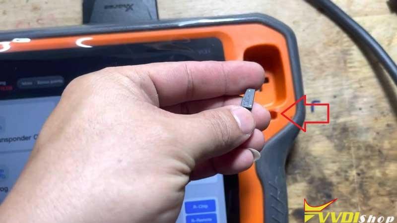 Xhorse Vvdi Key Tool Plus Program Toyota H Chip All Key Lost Success (2)