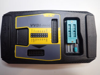 Xhorse Vvdi Prog Hardware Review 2