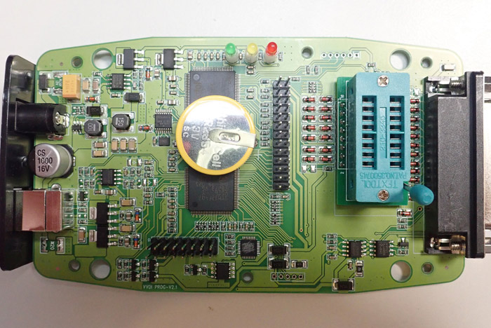 Xhorse Vvdi Prog Hardware Review 5