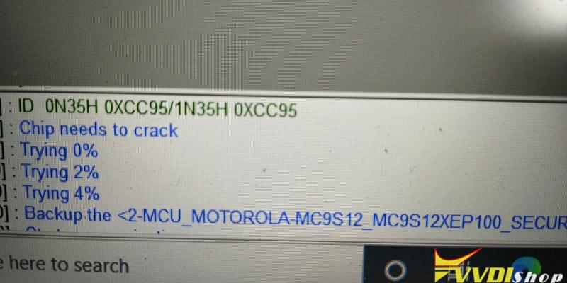 Xhorse Vvdi Prog Mc9s12xep100 10