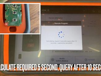 Generate Xm Smart Remote Via Xhorse Vvdi Key Tool Plus (3)