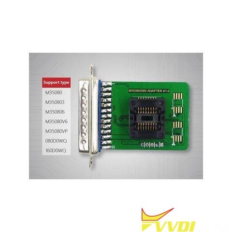 Solved Vvdi Prog M35080 D80 Adapter Can't Erase Write 160d0wq (1)