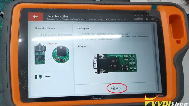 Unlock Bmw Bdc Via Xhorse Vvdi Key Tool Plus (11)