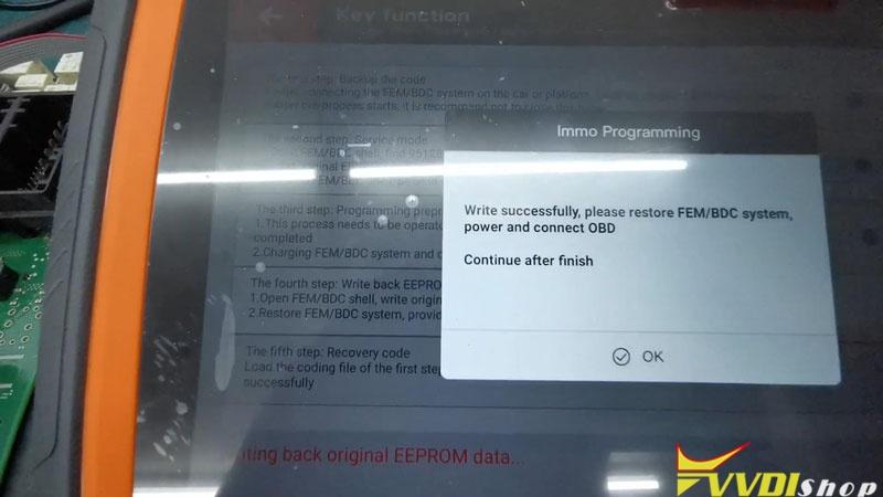 Unlock Bmw Bdc Via Xhorse Vvdi Key Tool Plus (13)