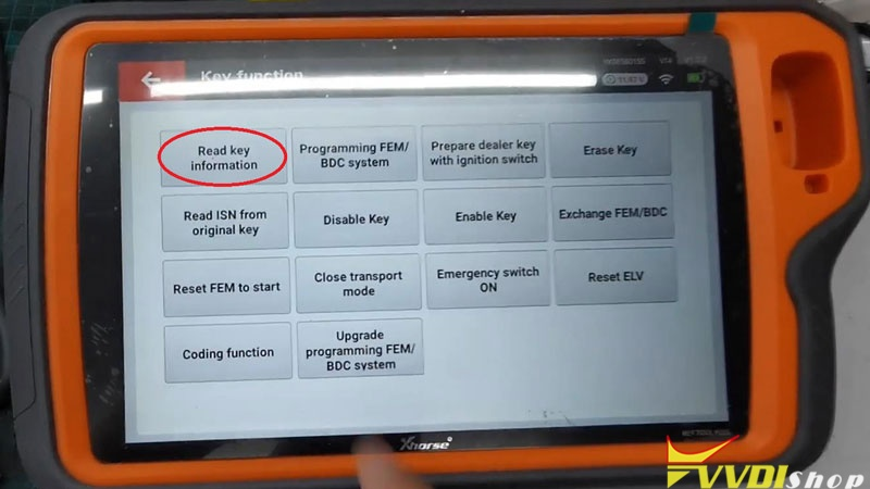 Unlock Bmw Bdc Via Xhorse Vvdi Key Tool Plus (3)
