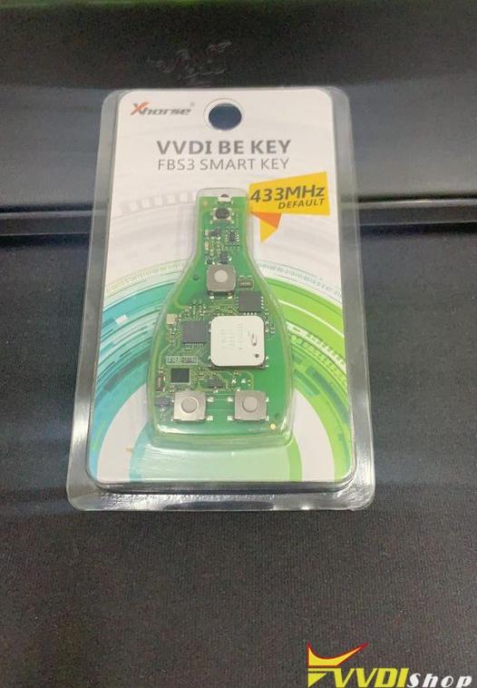 Vvdi Fbs3 Smart Key