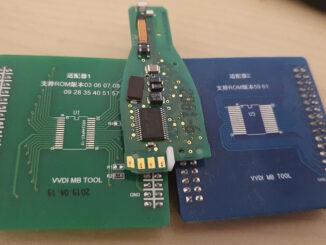 Vvdi Mb Unlock Nec Chip 1