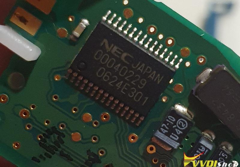 Vvdi Mb Unlock Nec Chip 2
