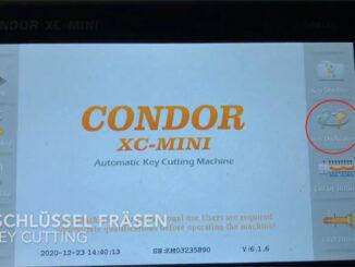 Xhorse Condor Xc Mini Plus Cut A Key For Citroen C1 Bj 2008 (1)