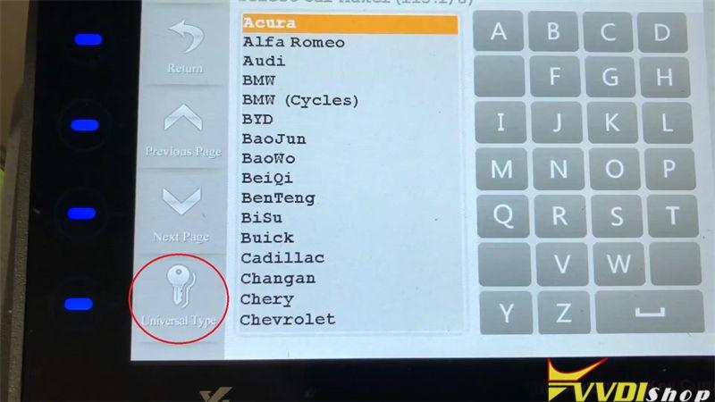 Xhorse Condor Xc Mini Plus Cut A Key For Citroen C1 Bj 2008 (2)