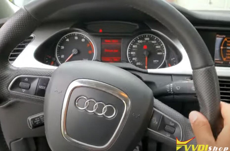 Xhorse Key Tool Plus 2011 Audi A4 Akl 19