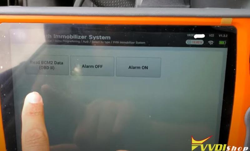 Xhorse Key Tool Plus 2011 Audi A4 Akl 2