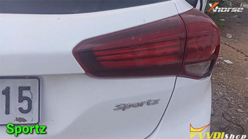 Xhorse Key Tool Plus Adds Hyundai I20 Elite Sportz 2019 Key Success (1)
