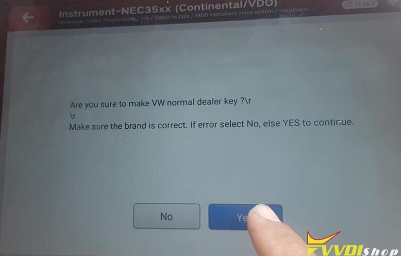Xhorse Key Tool Plus Mqb Akl Data 6