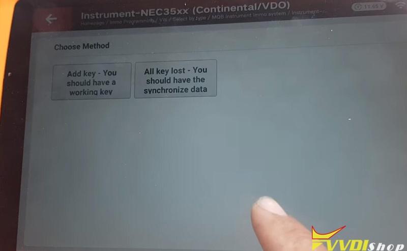 Xhorse Key Tool Plus Mqb Akl Data 7