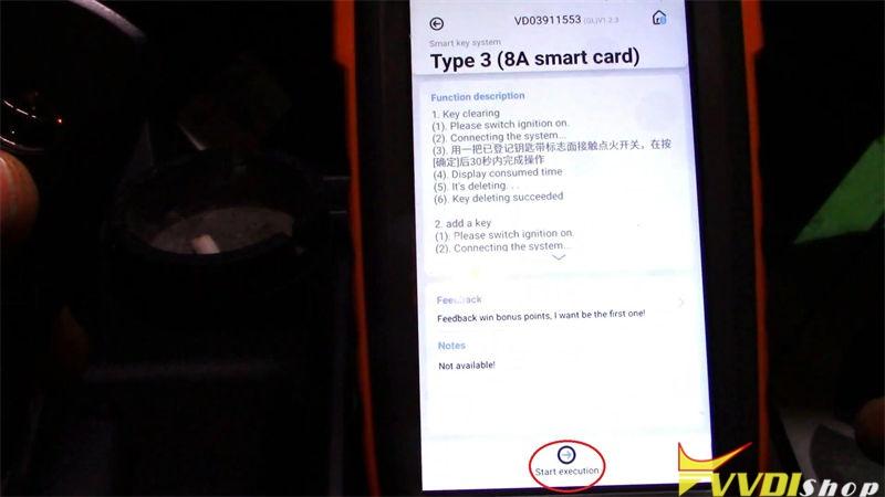 Xhorse Vvdi Key Tool Max Unlock Program Toyota 8a Smart Key (10)