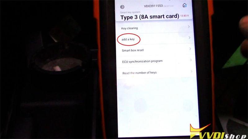 Xhorse Vvdi Key Tool Max Unlock Program Toyota 8a Smart Key (11)