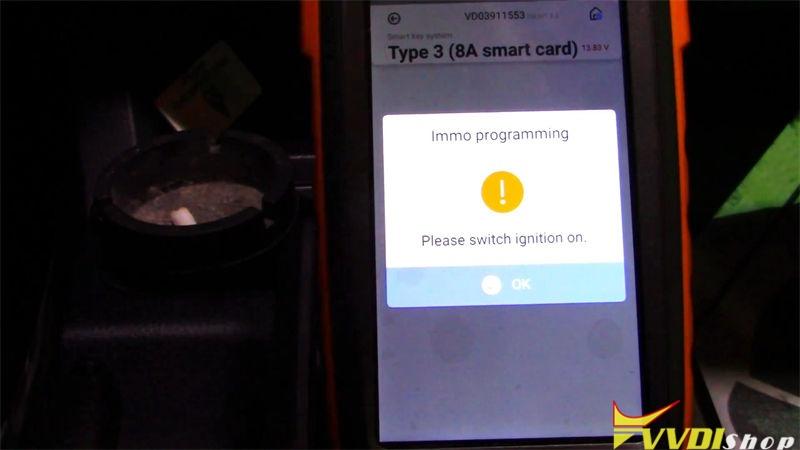 Xhorse Vvdi Key Tool Max Unlock Program Toyota 8a Smart Key (12)