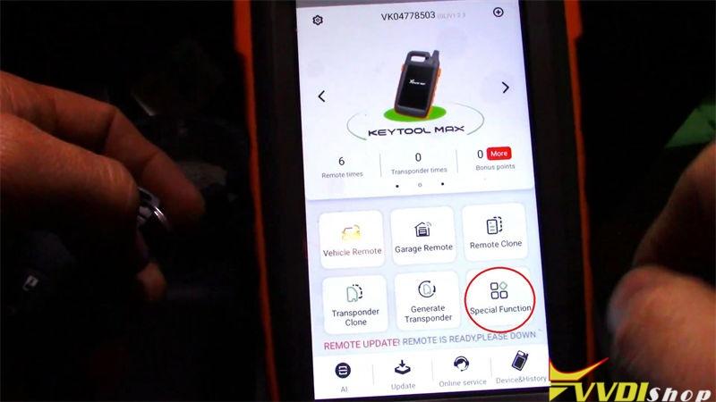 Xhorse Vvdi Key Tool Max Unlock Program Toyota 8a Smart Key (3)