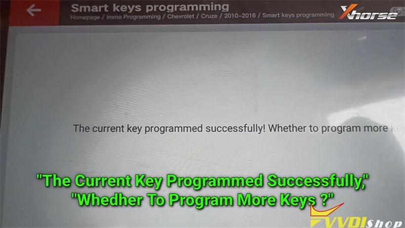 Xhorse Vvdi Key Tool Plus Adds Chevy Cruze 2010 2016 Id46 Key (13)