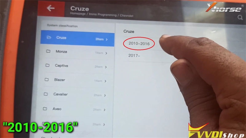 Xhorse Vvdi Key Tool Plus Adds Chevy Cruze 2010 2016 Id46 Key (8)