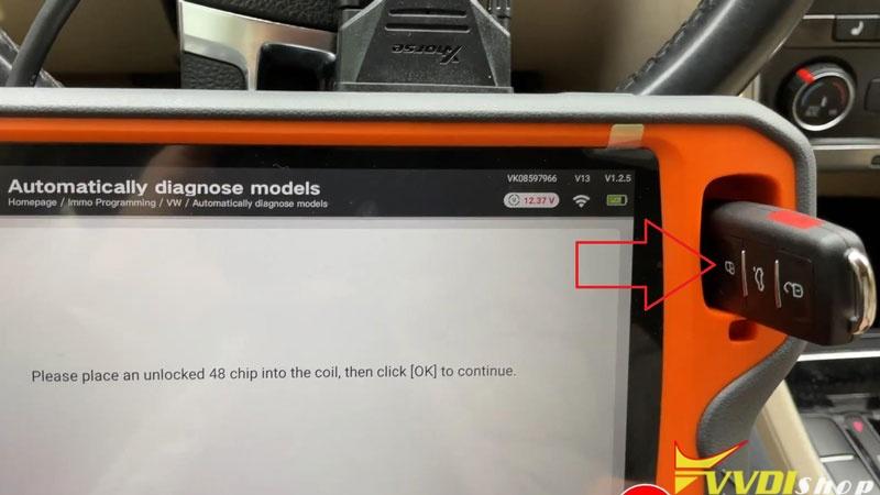 Xhorse Vvdi Key Tool Plus Adds Vw Passat 2015 Key Via Obd (9)
