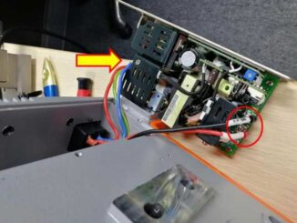 Check If Xhorse Condor Xc Mini Plus Power Board Is Damaged (3)
