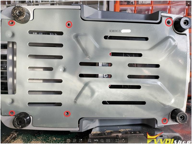Test Xhorse Dolphin Xp005 Battery 2