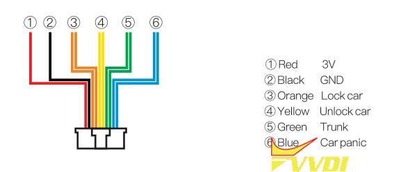 Xhorse XDSKE0EN Diagram 2
