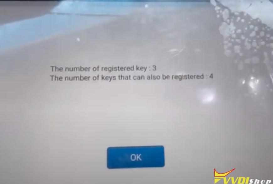 Xhorse Key Tool Plus Lexus Gx460 2010 Add Key 10
