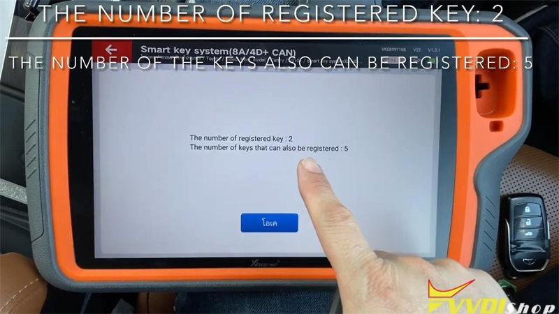 Xhorse Vvdi Key Tool Plus Adds Xm Smart Key For Toyota Camry 2015 (13)