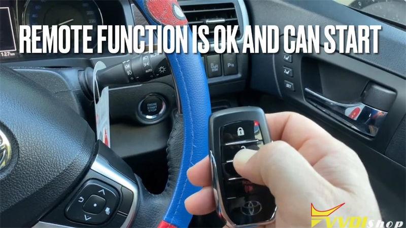 Xhorse Vvdi Key Tool Plus Adds Xm Smart Key For Toyota Camry 2015 (14)