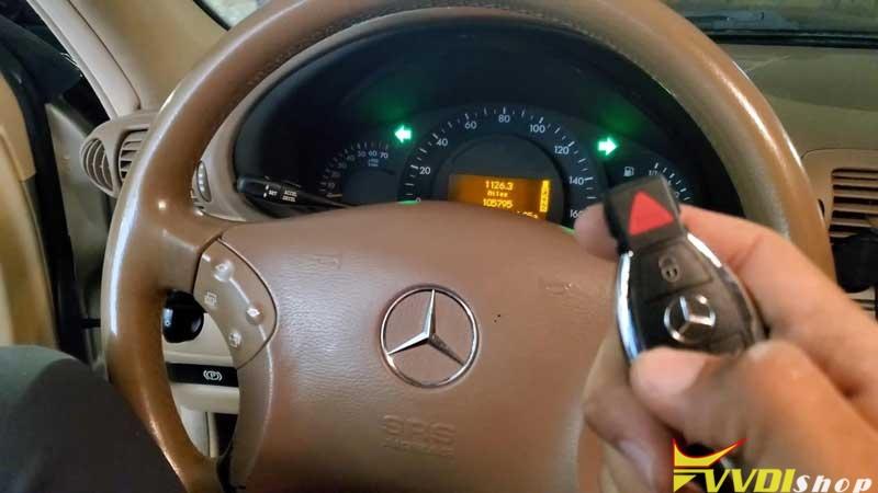 Xhorse Vvdi Prog Key Tool Plus Program 2004 Mercedes C240 Akl (15)