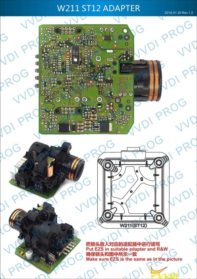 Xhorse Vvdi Prog Key Tool Plus Program 2004 Mercedes C240 Akl (3)