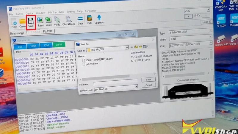 Xhorse Vvdi Prog Key Tool Plus Program 2004 Mercedes C240 Akl (7)