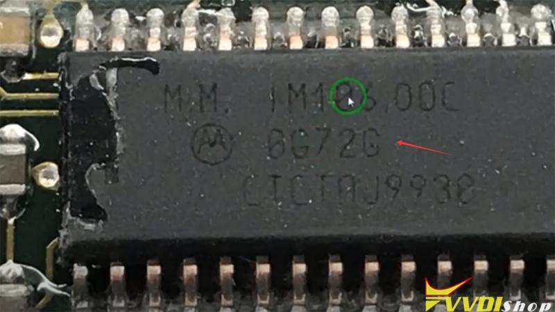 Xhorse Vvdi Prog Read MC68HC05E6 2