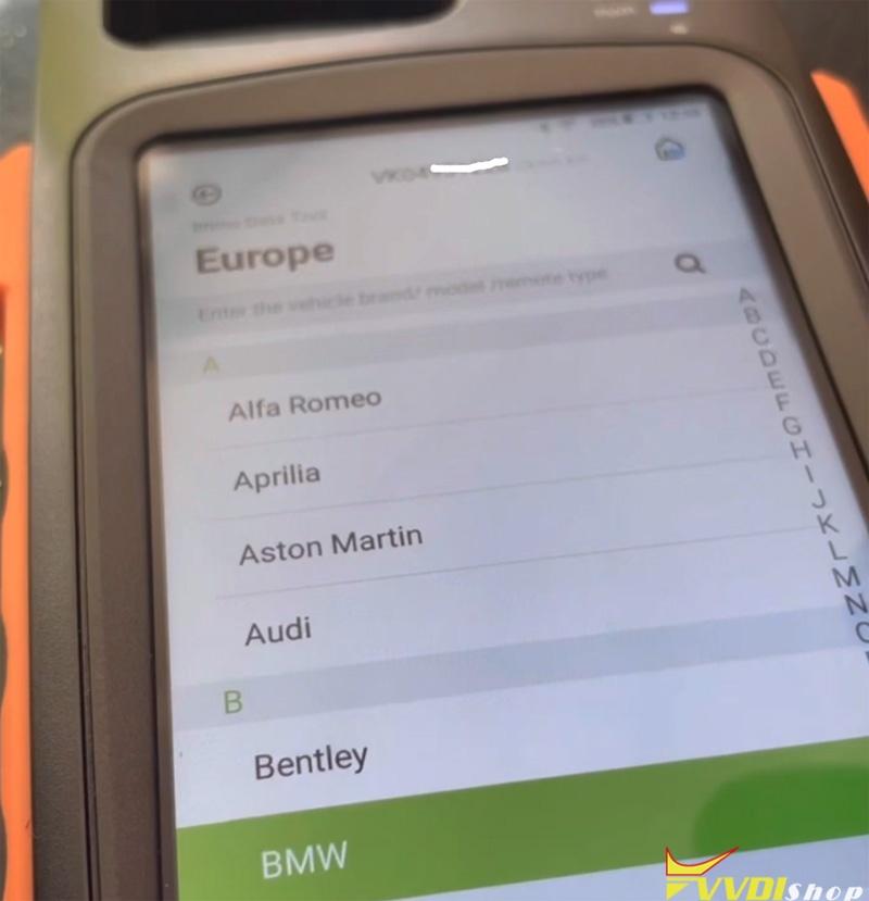Bmw X3 2011 Add Key Mini Prog Key Tool Max 8