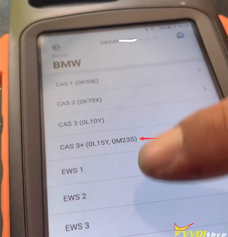 Bmw X3 2011 Add Key Mini Prog Key Tool Max 9