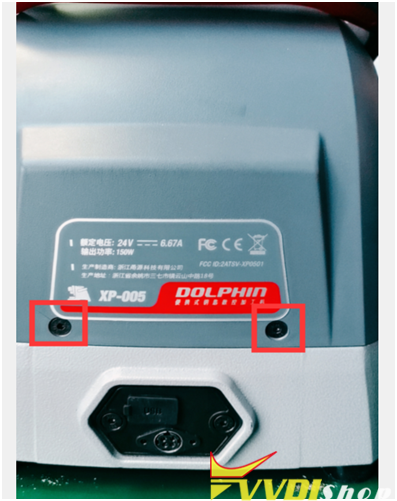 Detect Dolphin Xp005 Conductivity 2