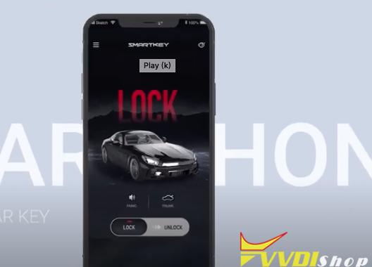 Xhorse Smart Key Box App 6